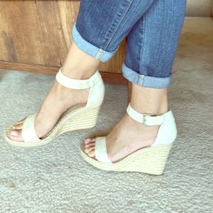 Nautica wedge sandals